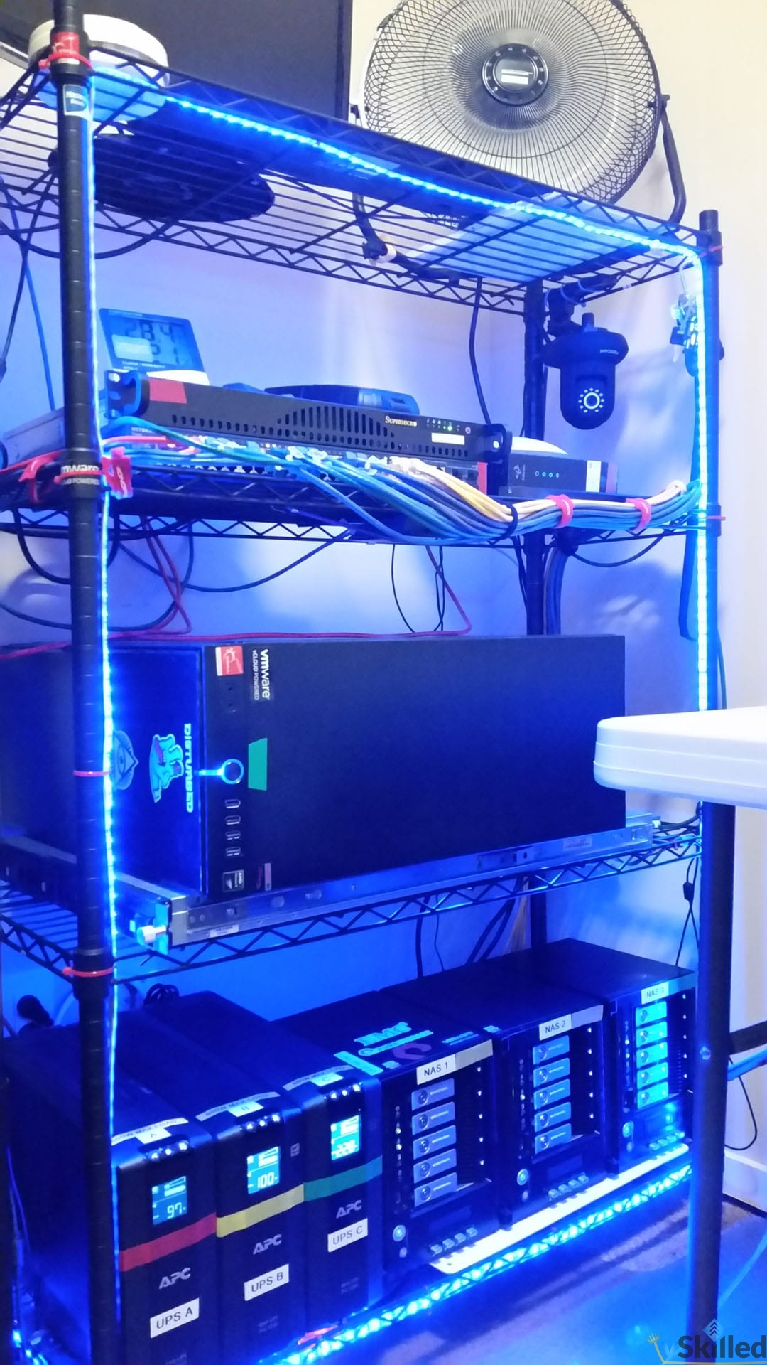 vSkilled com – Home Lab